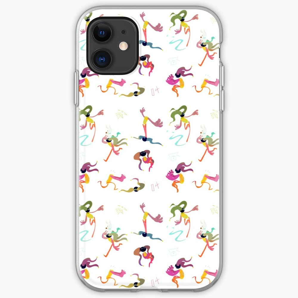 Bells pattern iPhone Case & Cover