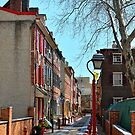 """Our Nation's Oldest Residential Street"" by Lanis Rossi"