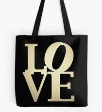 Love Park Philadelphia Sign Tote Bag