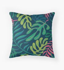 Tropixxx Throw Pillow
