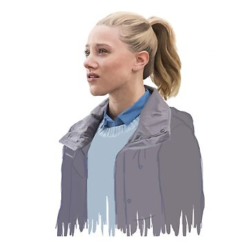 Betty Cooper  by Frostfeathers