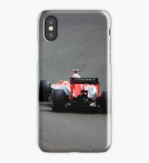 Jules Bianchi - Marussia F1 at Silverstone iPhone Case/Skin