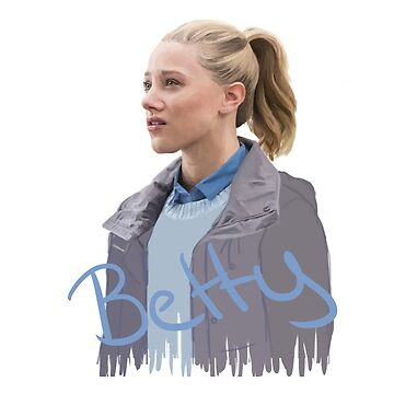 Betty Cooper w/ text by Frostfeathers