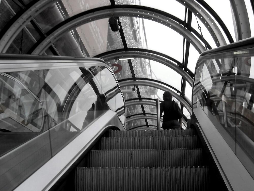 Escalator by Holls