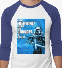 Serious Anger Issues Men's Baseball ¾ T-Shirt