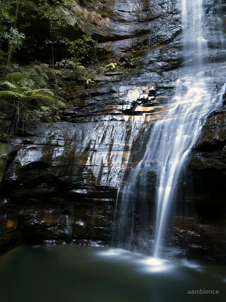 Empress Fall, Blue Mountain National Park. by aambience
