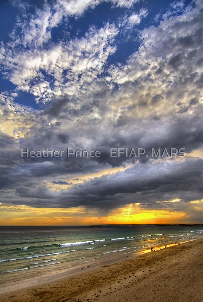 End of the Day by Heather Prince