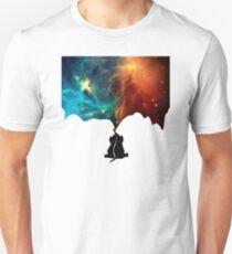 Painting The Universe - Baby Elephant Unisex T-Shirt