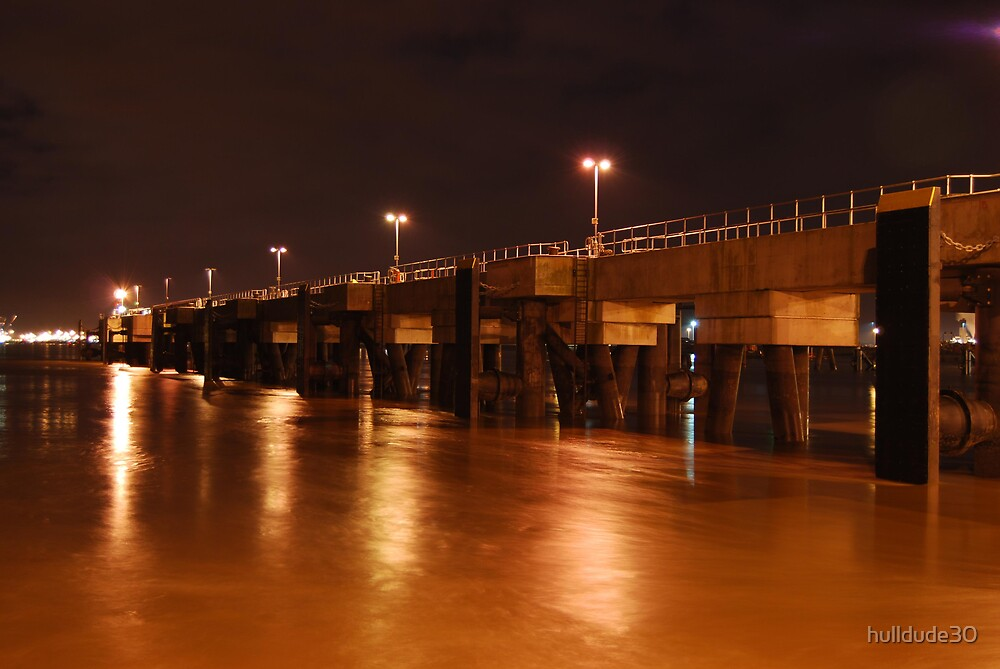 Humber Sea Terminal, Immingham Jetty  by hulldude30