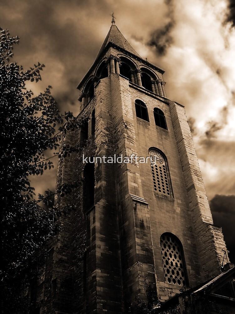 L'église de Saint Germain des Prés by kuntaldaftary