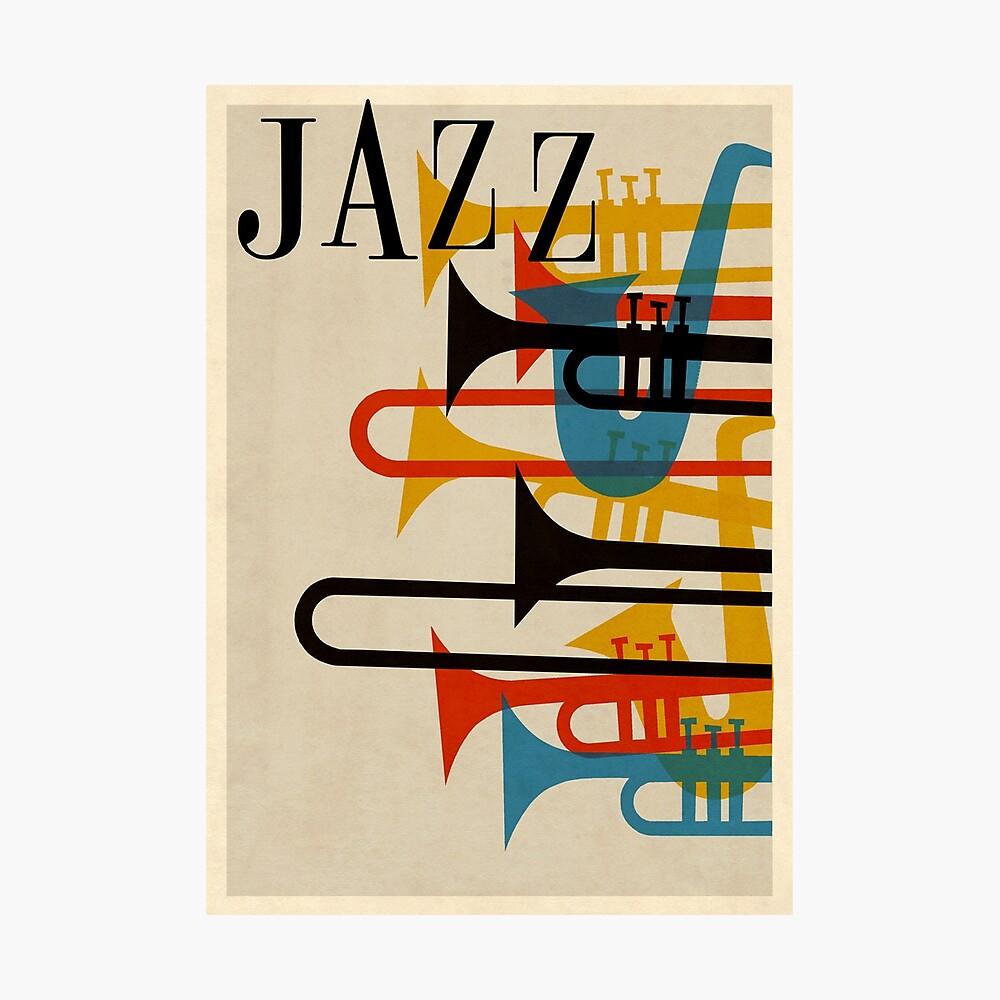 Jazz Fotodruck