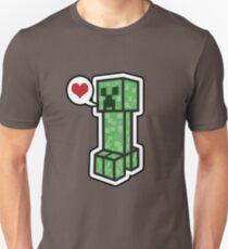 Creeper Love Unisex T-Shirt