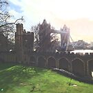 Tower Bridge by storiedthreads