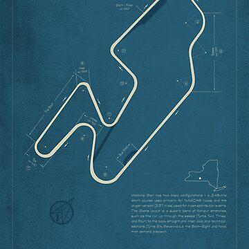 Watkins Glen by peterdials