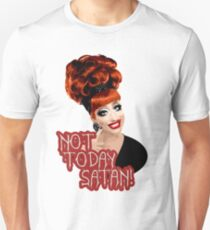 Bianca Del Rio, 'Not Today, Satan!' RuPaul's Drag Race Queen T-Shirt