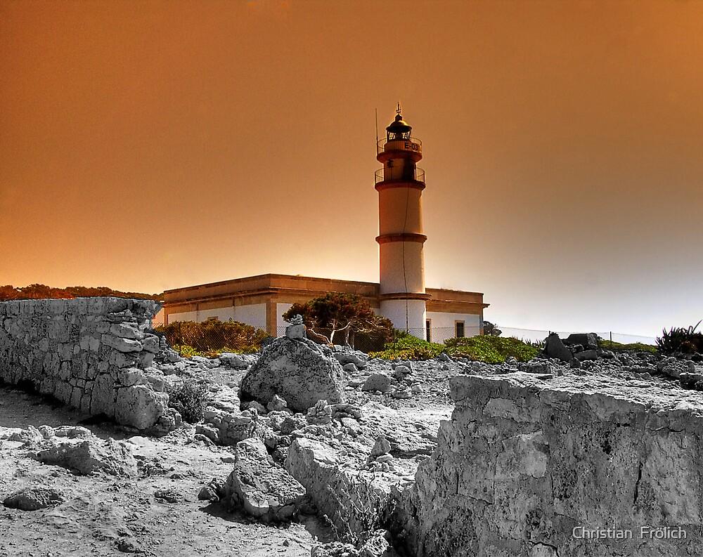 Majorca Lighthouses by Christian  Frölich