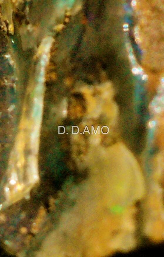Opal Man by D. D.AMO