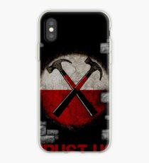 Roger Waters 'The Wall' - TRUST US iPhone Case
