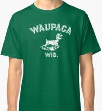 Waupaca Wis. Classic T-Shirt