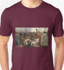 Ilya Repin Reply of the Zaporozhian Cossacks T-Shirt