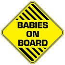 Babies On Board by snuggles