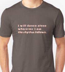 Jana Burceska - Dance Alone [2017, Macedonia][Rhythm] T-Shirt
