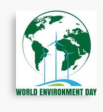 World Environment Day Canvas Print