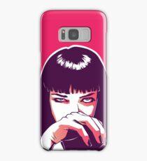 Pulp Fiction - Uma Thurman Samsung Galaxy Case/Skin
