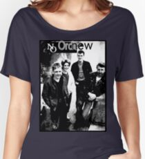Joy Division New Order Low-life era band tee Women's Relaxed Fit T-Shirt
