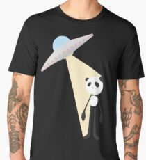 Pandalien (black) Men's Premium T-Shirt