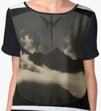 Breathe - you are protected Chiffon Top