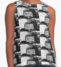 Straight Outta Your Fantasies Contrast Tank
