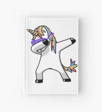 Einhorn-Hemd abtupfen Hip Hop-lustige Magie tupfen Notizbuch