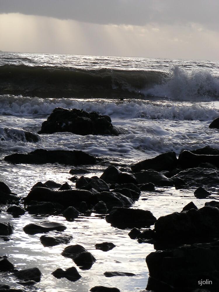 sea surf by sjolin