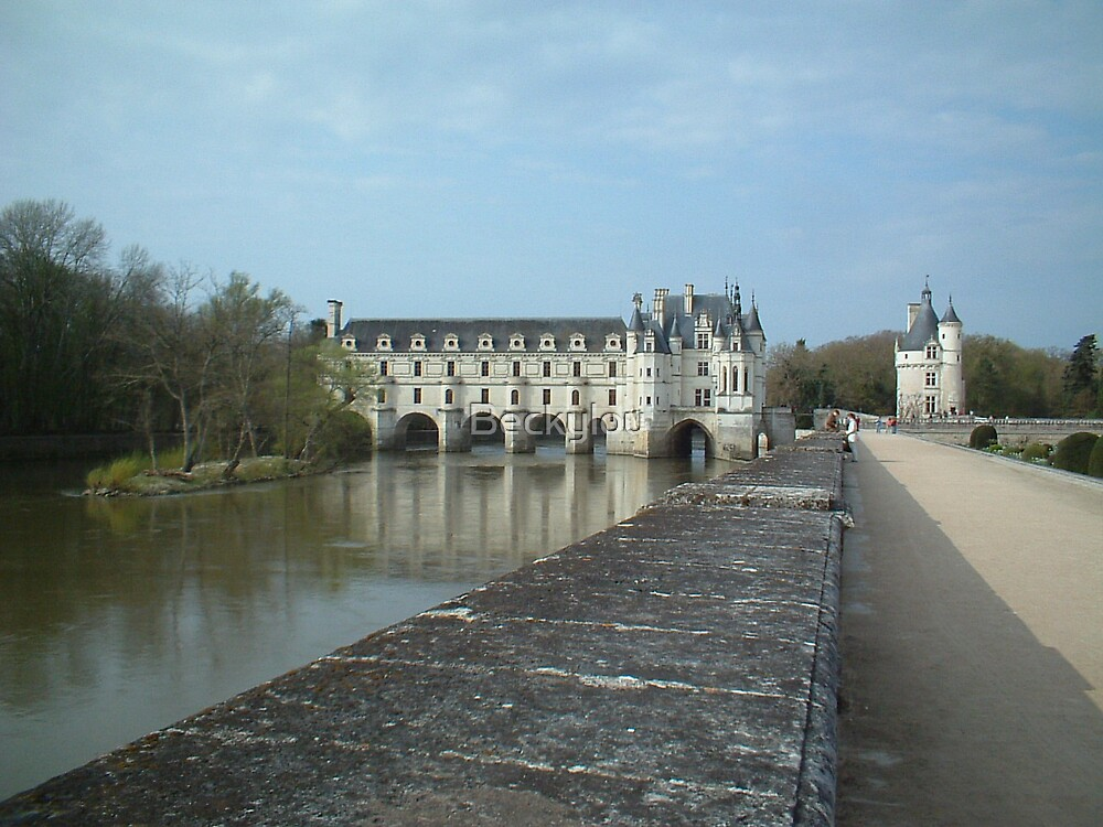 Loire Chateau by Beckylou