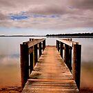 Old Pier by Imi Koetz