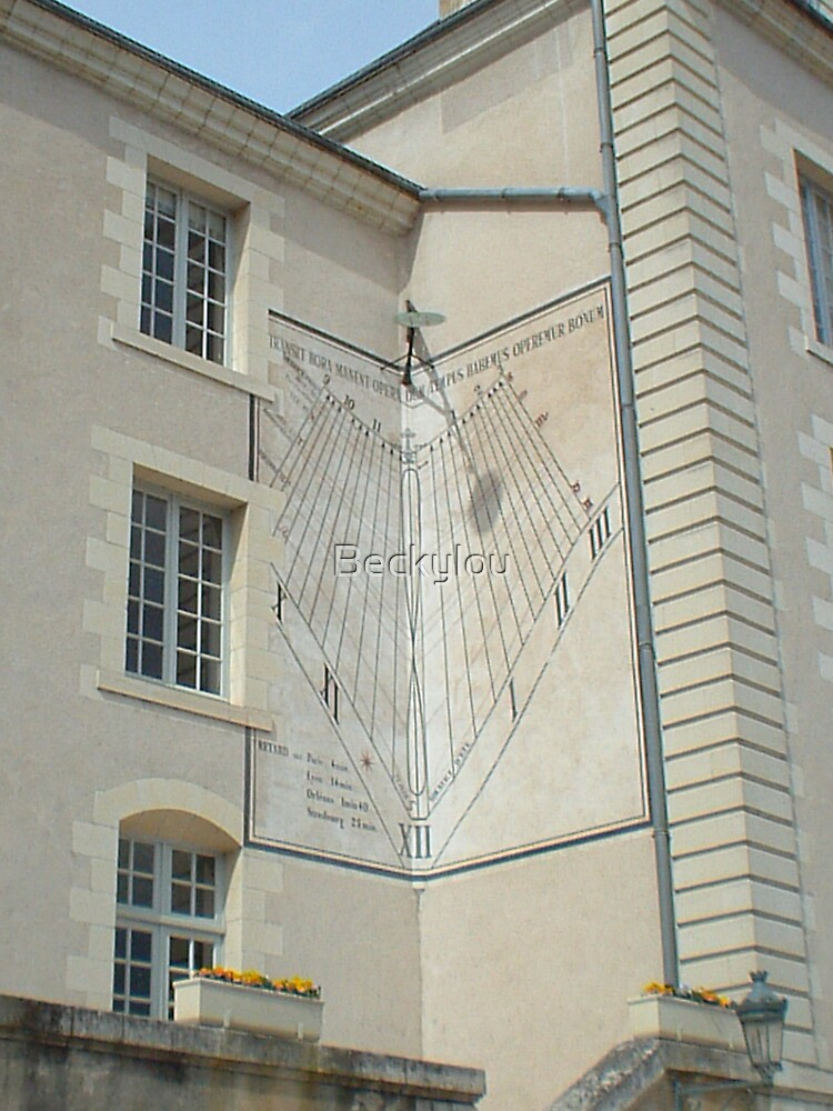 Sundial by Beckylou