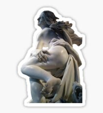 Bernini's Rape of Persephone Sticker