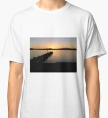 Dead Finish, Malacoota Top Lake, Gippsland, Victoria, Australia  Classic T-Shirt