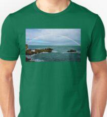 Rainbow Dublin, Ireland  Slim Fit T-Shirt