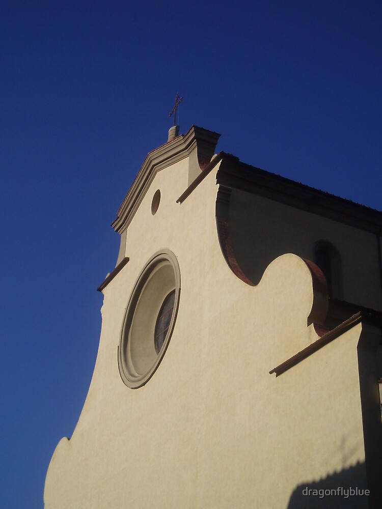 Church, Florence by dragonflyblue