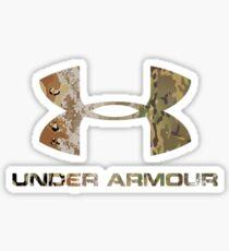 Camo Blend Armor  Sticker