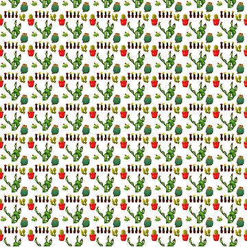 Cactus Print by charliebuterfly