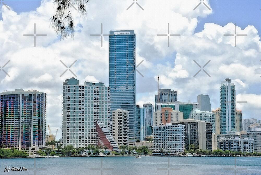 City of Miami by photorolandi
