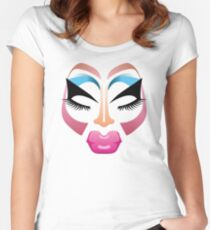 Trixie Mattel Women's Fitted Scoop T-Shirt