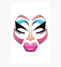 Trixie Mattel Photographic Print