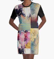 Quintessence Graphic T-Shirt Dress