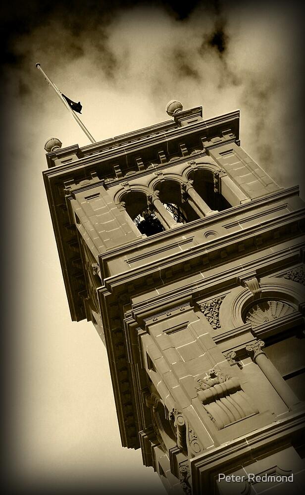 Tower... by Peter Redmond