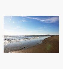 Folly Beach,South Carolina Photographic Print