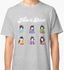 HOW TO DISCO Classic T-Shirt